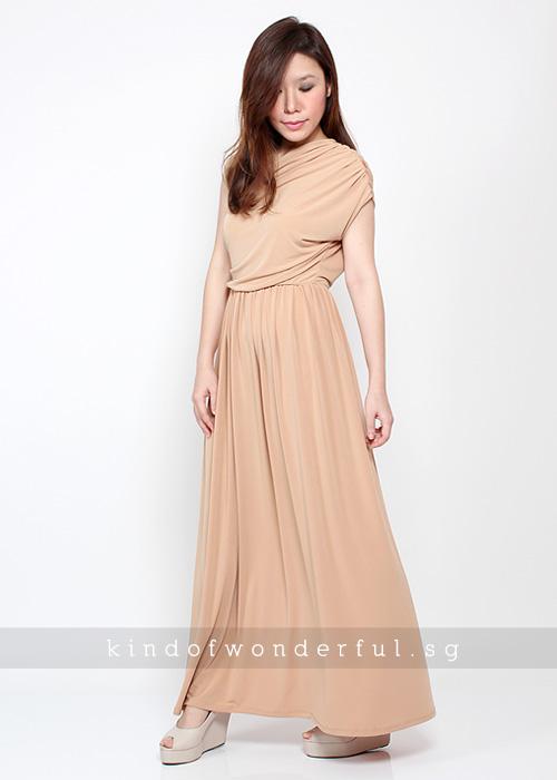 Toga style maxi dress dress ideas for Toga style wedding dress
