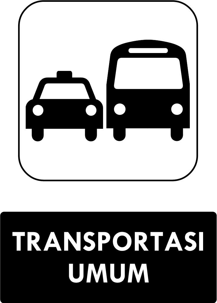Rambu Transportasi Umum