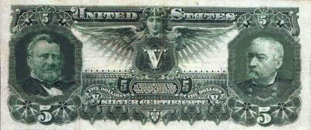 Old and Rare Dollars of USA