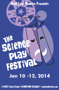 Science Play Festival, Mad Cow Theatre