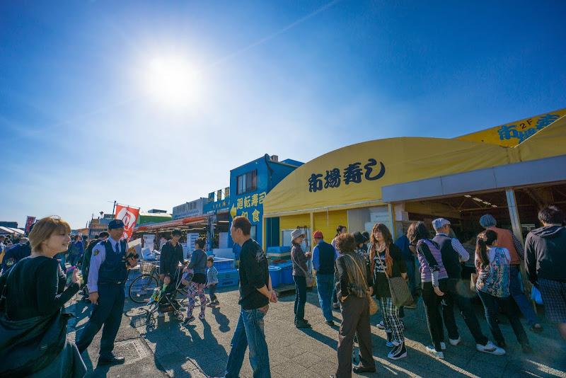 那珂湊おさかな市場 写真3