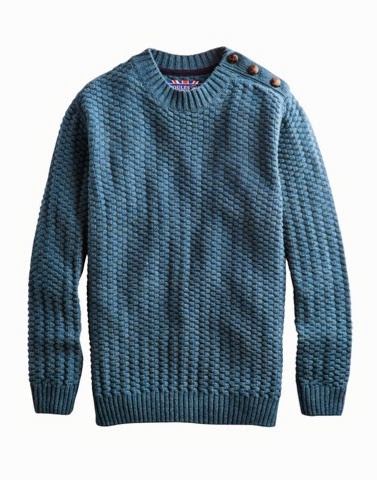bradgate chunky knit jumper by joules