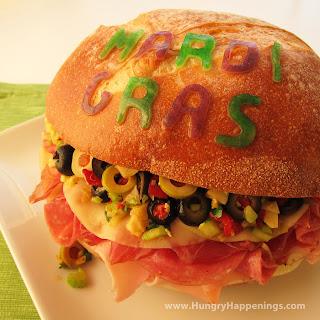 Mardi Gras food ideas
