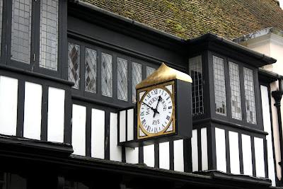 Tudor Building in Rye