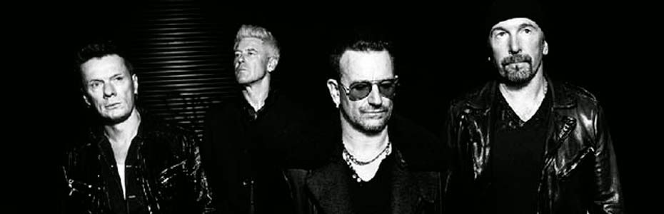 U2 promo Songs of innocence
