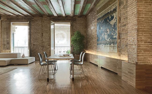 Daniel paya dise o de interiores arquitectura y for Altbauwohnung design