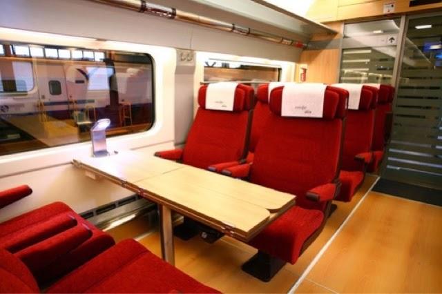 Compartir Tren Mesa Ave Una App Para Viajar De Forma Colaborativa