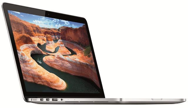 13.3インチ MacBook Pro Retinaディスプレイモデル