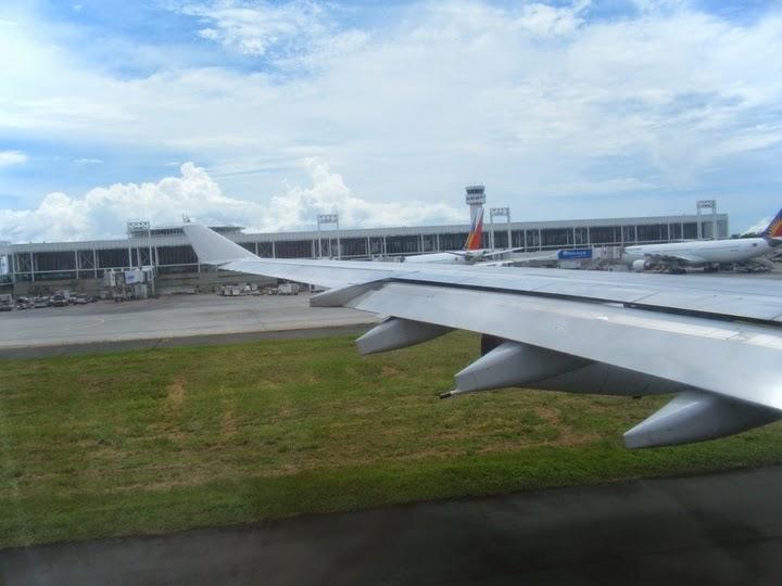 フィリピン航空と全日空のコードシェア便で残念な事