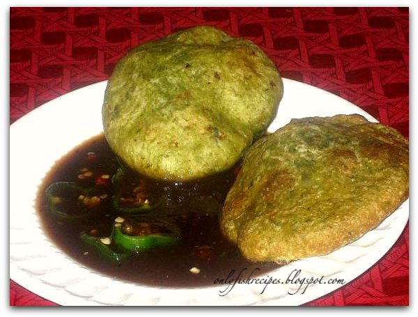 fish kachori