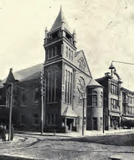 St. Paul Lutheran-Cumberland 1920