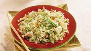 Oriental Chicknen Salad Ramen Noodles
