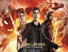فيلم Percy Jackson: Sea of Monsters بجودة DVDRip