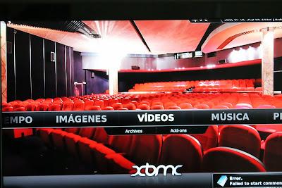 Vídeos XBMC