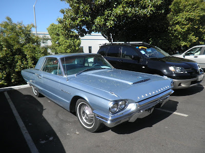 1964 Thunderbird after restoration by Almost Everything