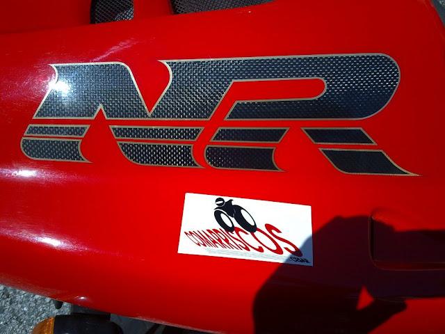 MISSÃO HONDA NR750 e mais, muito mais ... NR26