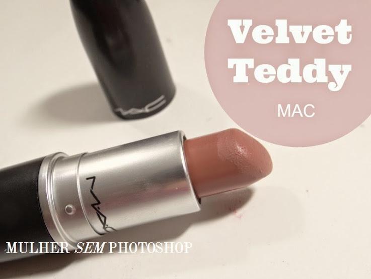 Resenha Velvet Teddy Mac