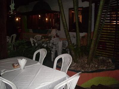 Taverna do Alto: Ambiente externo (Foto retirada do site)