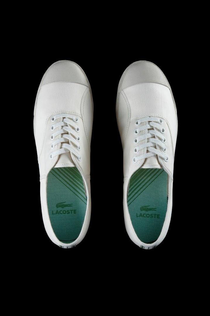 *LACOSTE 80 周年紀念鞋款:1963 經典重現! 1