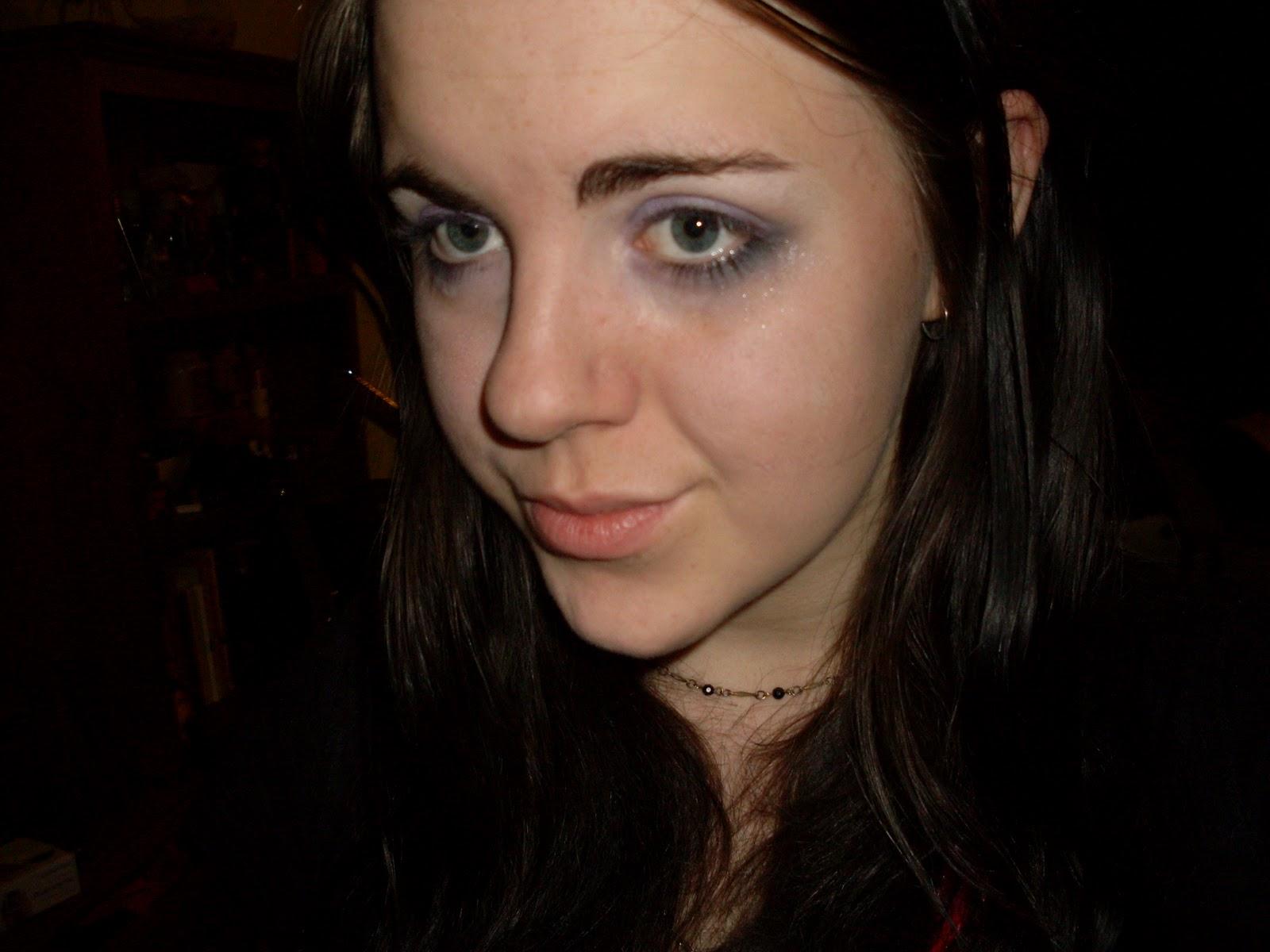 Gothic Princess Makeup Tutorial