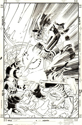 Thor by John Romita Jr.