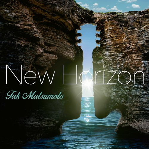 10th Album New Horizon 松本孝弘