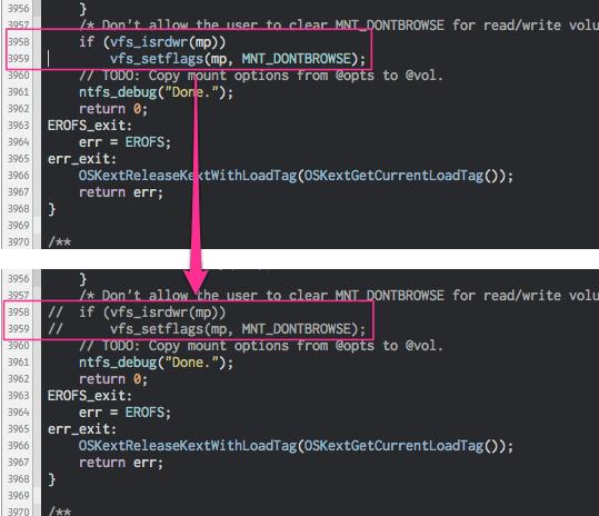 MacからWindowsのntfsボリュームを書き込み_08