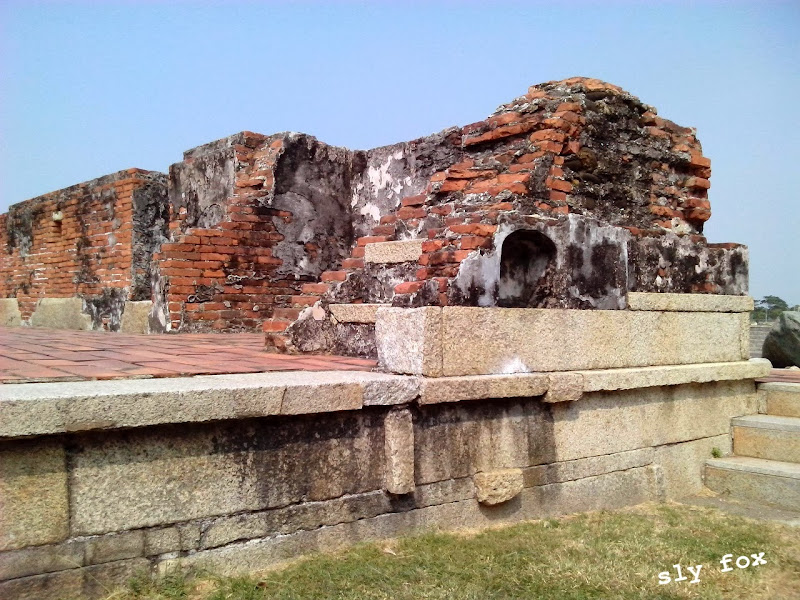 台南古蹟安平小砲台