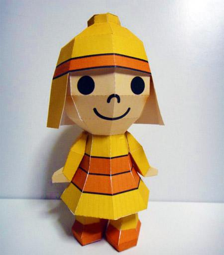 Hanitan Papercraft