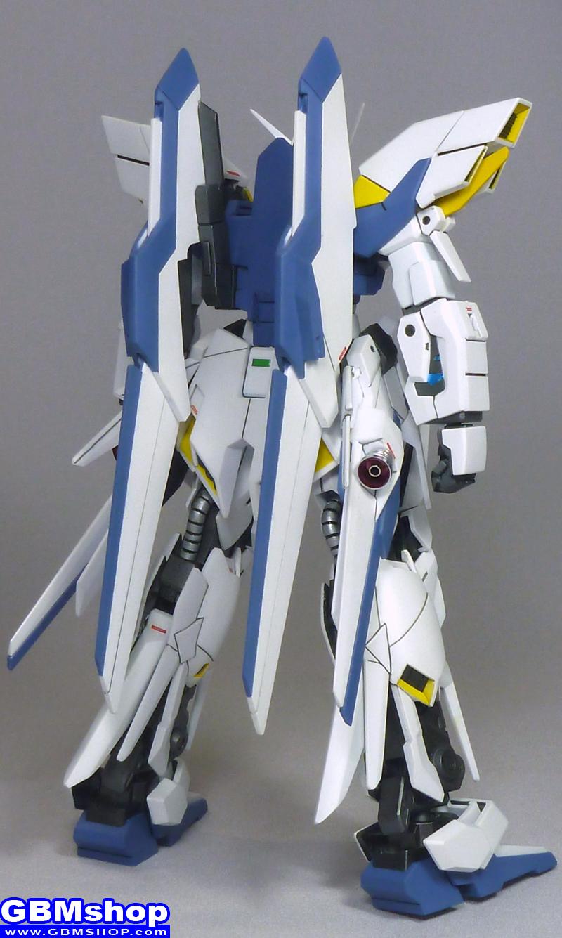 Bandai 1/144 HGUC MSN-001X Gundam Delta Kai