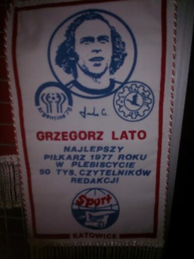 Grzegorz Lato Piłkarzem Roku