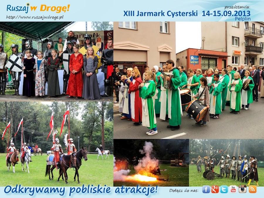 Jarmark Cysterski Pelplin 2013
