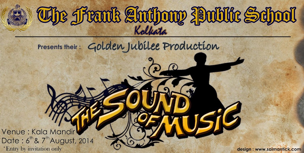 The Frank Anthony Public School, The Sound of Music