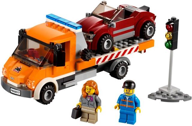 レゴ シティ キャリアカー 60017