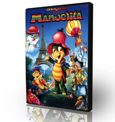 MANUELITA La tortuga Manuelita : La Película (1999) DVDRip Audio Latino