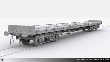 Fastline Simulation - Carflats