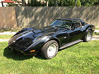 1979 Corvette L82 4 Speed Black w/ White Interior Side Exhaust 300hp NO RESERVE