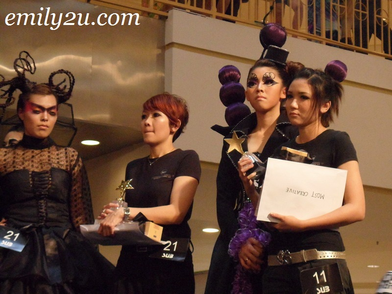 SUB Make Up Competition Going Gaga 2011