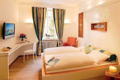 Chambre Wellroom Hotel Helvetia