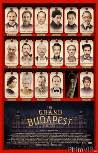 Khách Sạn Đế Vương - The Grand Budapest Hotel poster