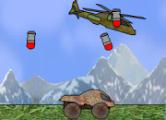 لعبة تدمير الاعداء تدمير طائرات الهليوكبتر indestructo tank