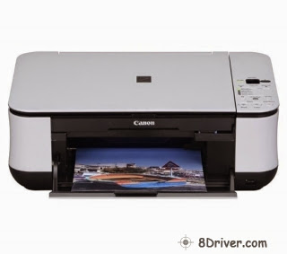 Get Canon PIXMA MP240 Printer driver software and launch