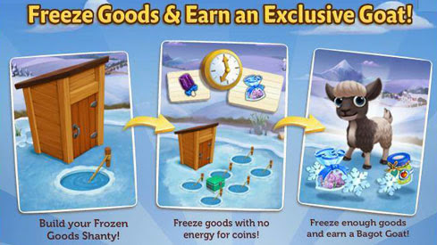 frozen goods shanty – farmville 2 cheats