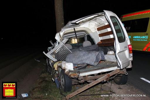 Ongeval  met letsel op de rondweg in overloon 06-04-2013 (2).JPG