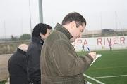River vs Tedeón - Afición (13) - Ernesto Pascual, periodista