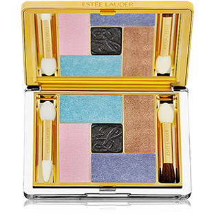 The Pure Color Five Color EyeShadow Palette in Pretty Naughty