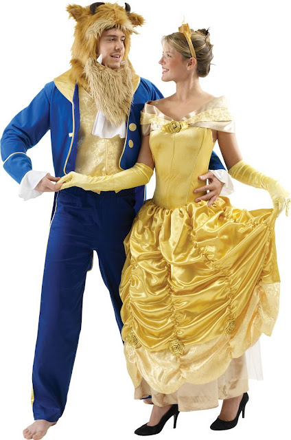 These Belle and Beast costumes for adults are officially licensed Disney costumes and really look the part!  sc 1 st  Inside The Costume Box & Inside The Costume Box: Top 5 Book Week Costume Ideas for Teachers