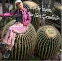 Clara auf Kaktus