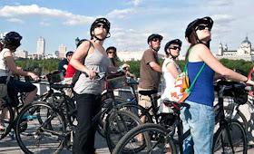 Visitas guiadas 'Madrid en bicicleta' Turismo en bici por la ciudad