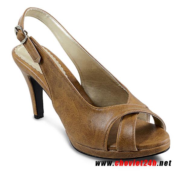 Giày cao gót thời trang Sophie Maurin